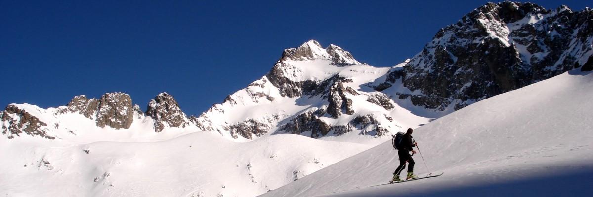 Ski au pas des Ladres