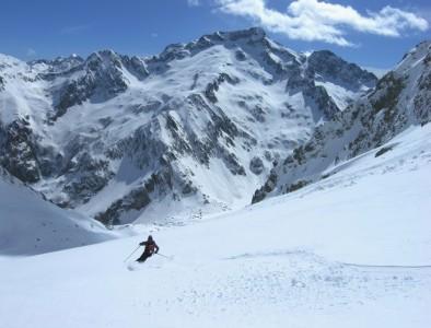ski au boréon